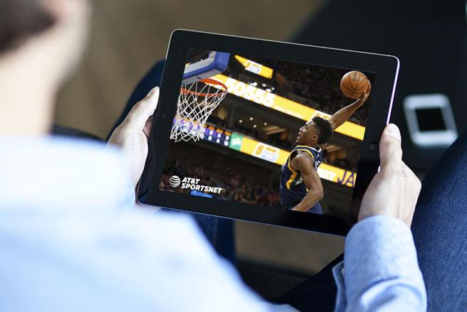 AT&T Sportsnet on WTVE