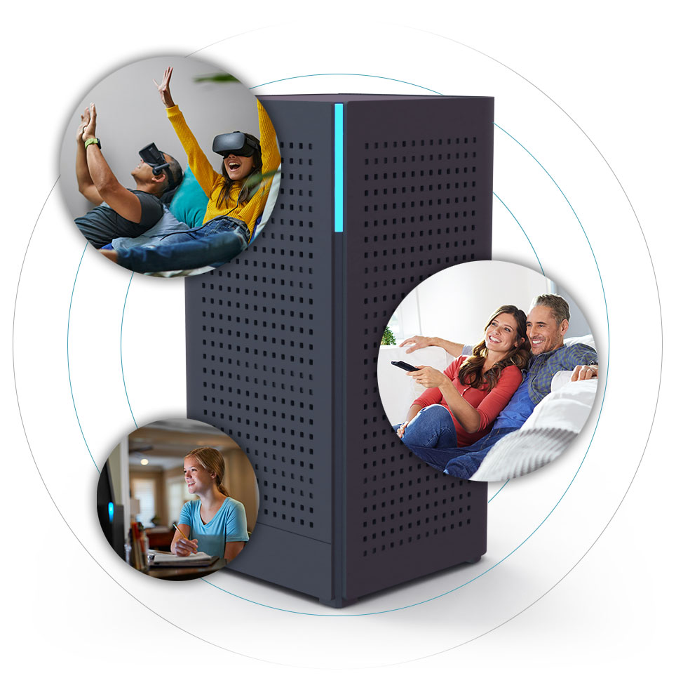 CentraCom Managed Wi-Fi Router