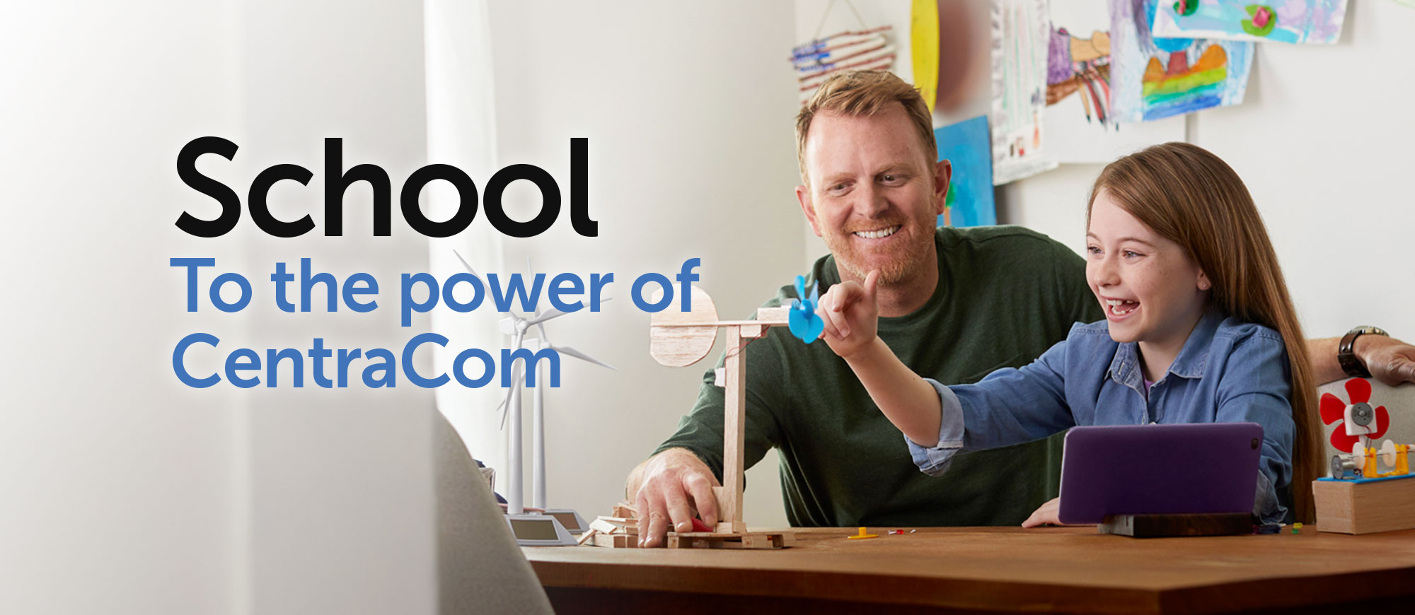 School to the Power of CentraCom